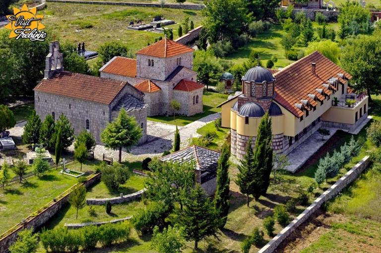 Petro Pavlov Manastir Trebinje 1